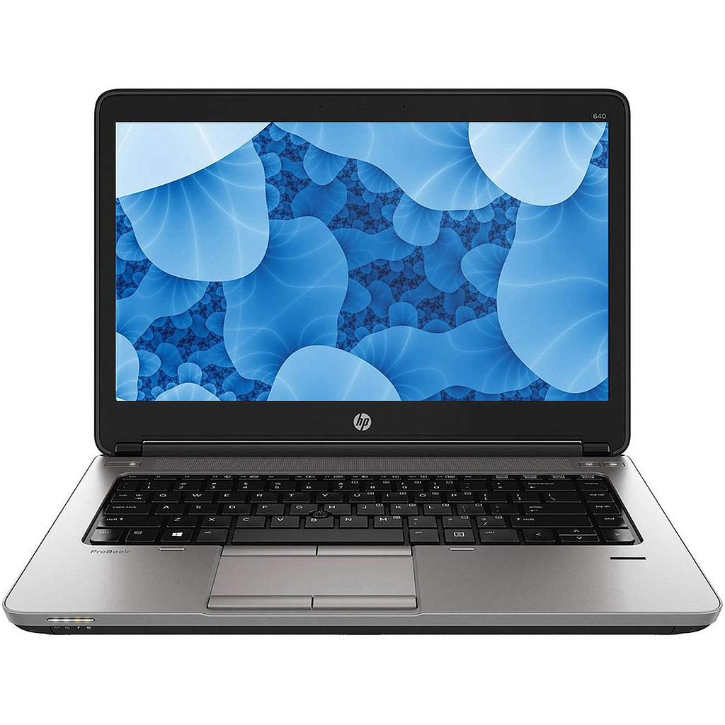"HP ProBook 640 G1 Intel i5-4200M 4GB HD320GB 14"" Grado B"