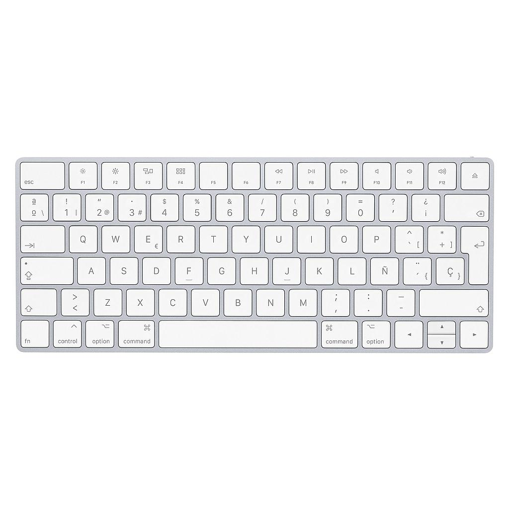 APPLE A1644 Teclado inalámbrico Magic Keyboard 2 Español Grado A+