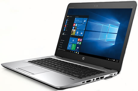 "HP EliteBook 840 G3 Intel i7-6600U 16GB SSD512GB M2 14"" FullHD Grado A-"
